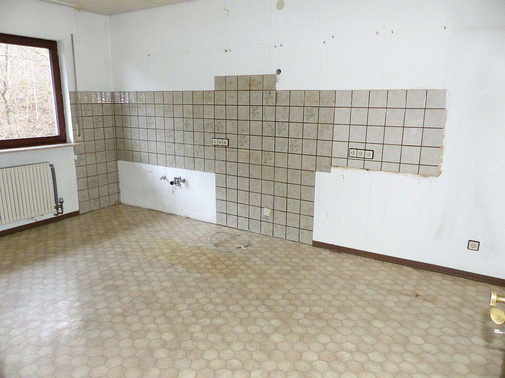 Küche im IST-Zustand (wird renoviert)