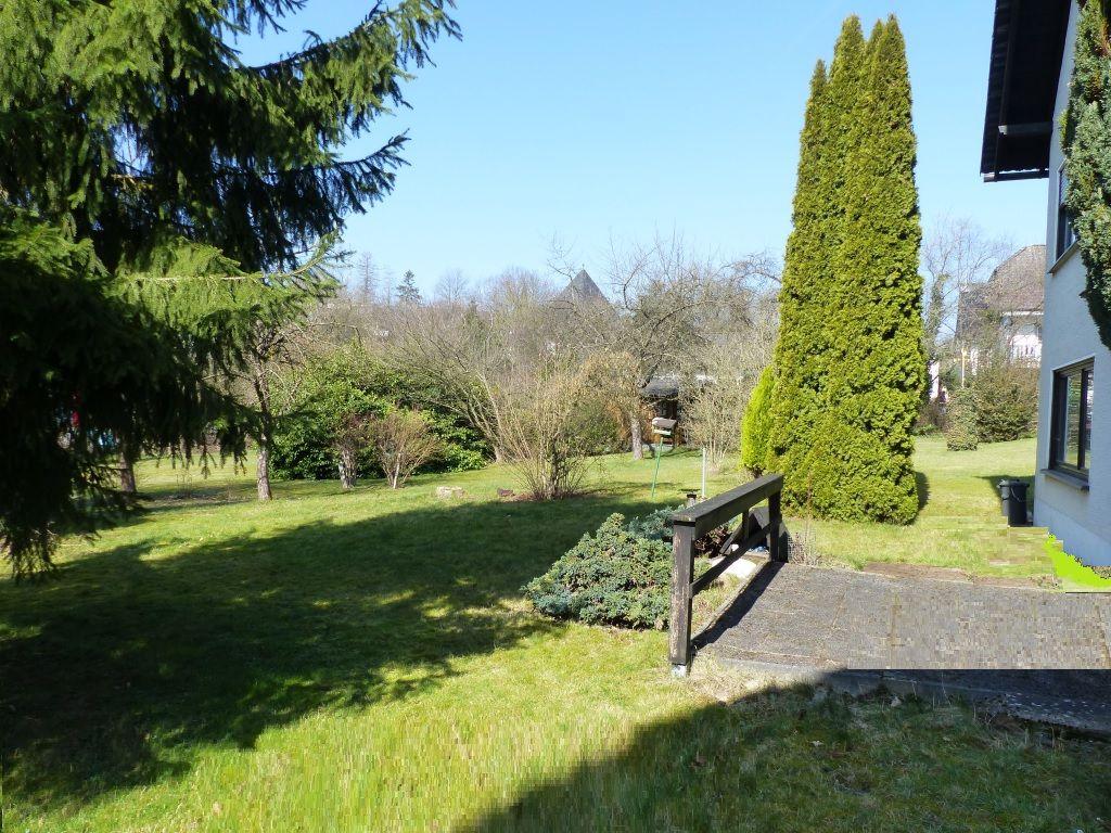 Garten und Wiese