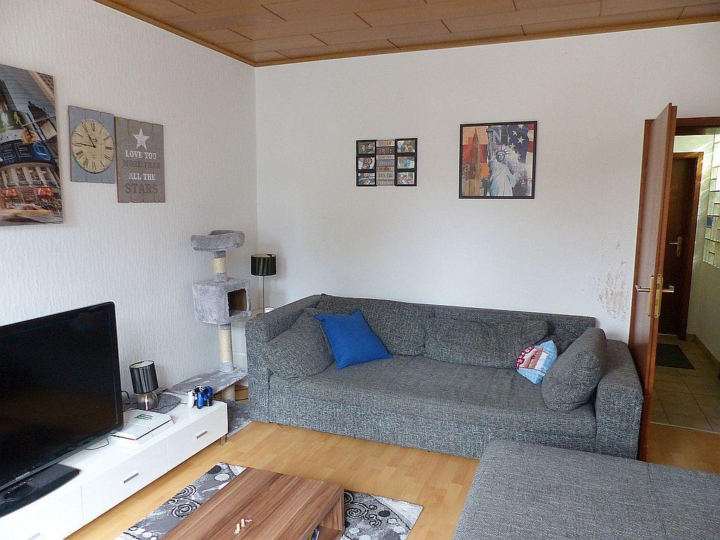 Wohnbereich mit Möblierungsbeispiel