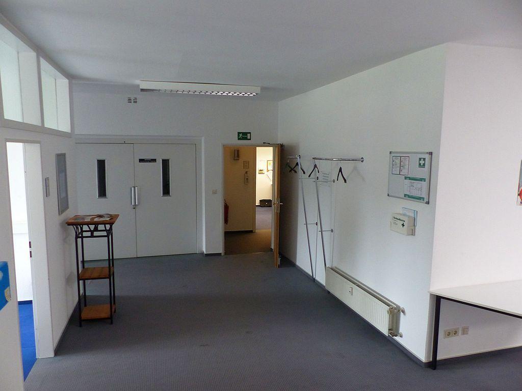 Eingangsdiele mit Garderobe