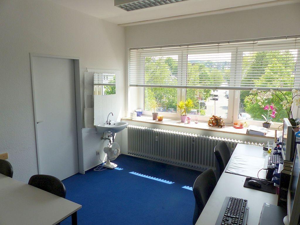 Bürobeispiel 2  (mit Zwischentür)