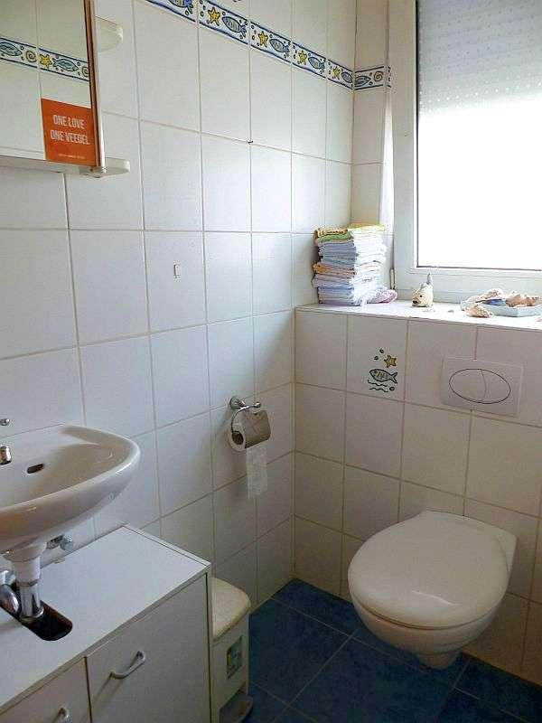 Whg. 1: Gäste-WC