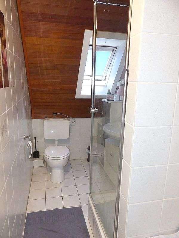 Whg. 2: Bad/WC im DG