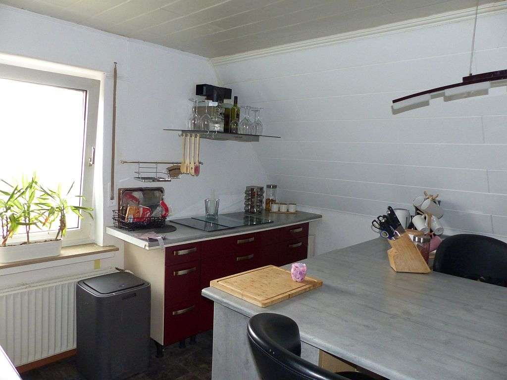 Whg. 2: Küche DG