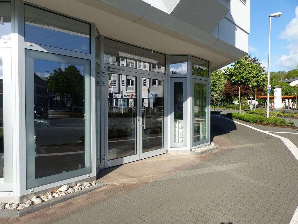 Eingang Ecke Bruch-/Bahnhofstr