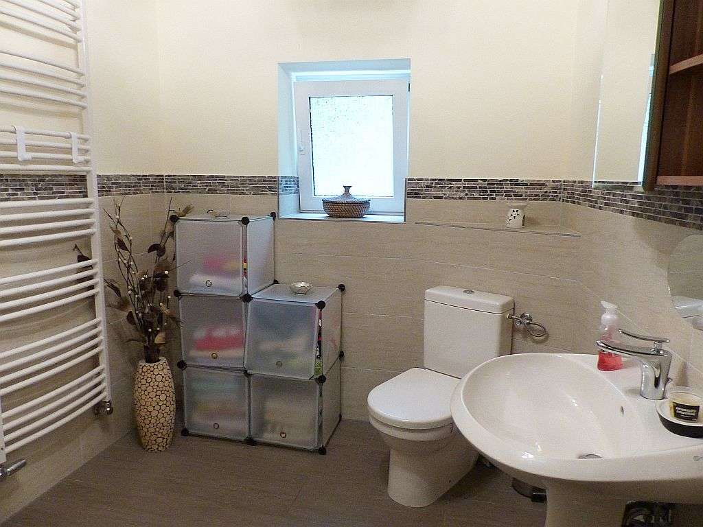 OG-Whg. Duschbad mit G-WC