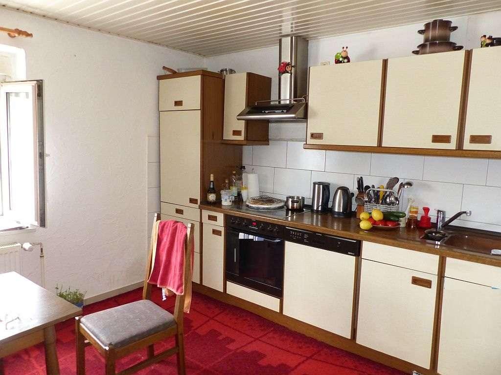 EG-Whg.: Küche
